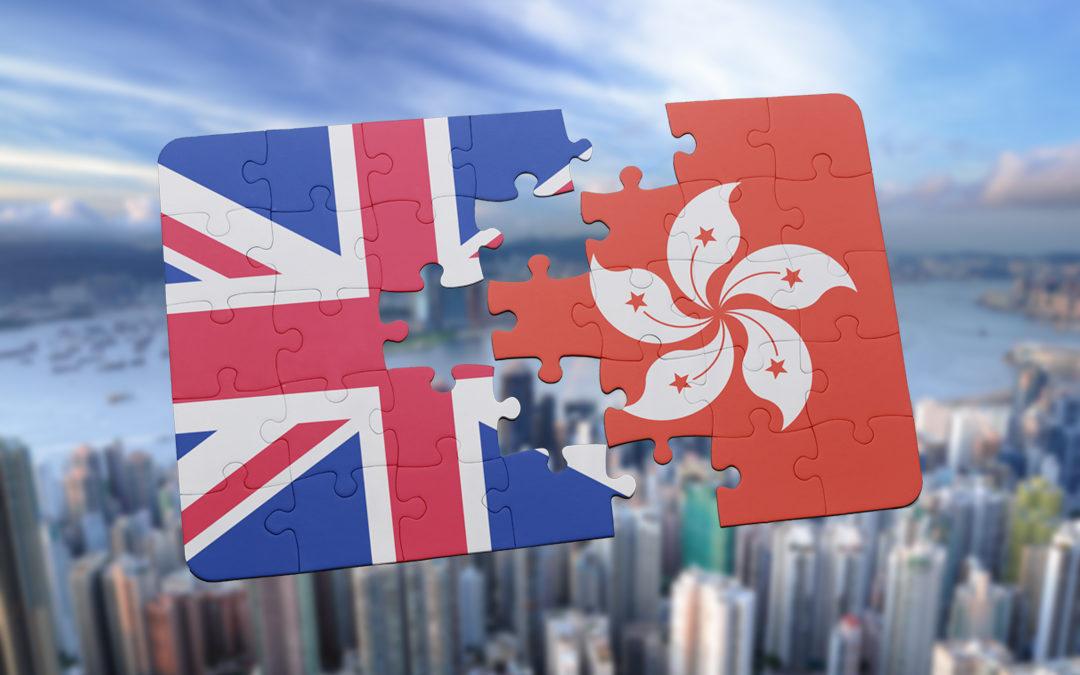 The British Story of Hong Kong