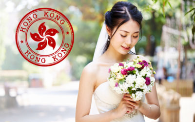 The different ways to get married in Hong Kong