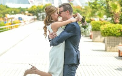 Hong Kong — where dream weddings come true